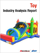 toy industry report Toy industry journal is a leading blog site analysing and commenting on the global toy industry our writers are all acknowledged toy experts.